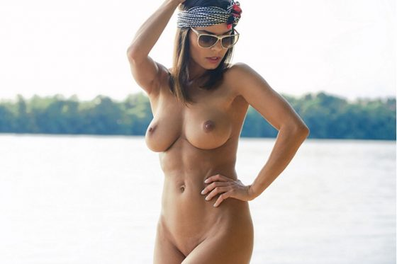 Playboy model Natalie Costello nude