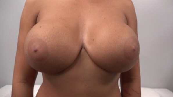 naked huge tits close-up