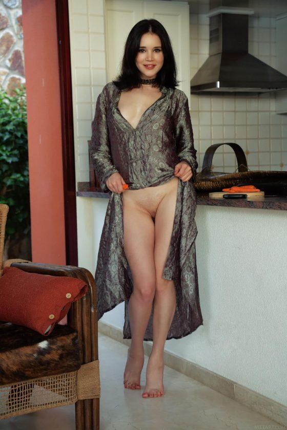 MetArt Malena nude Asian erotic girl 2