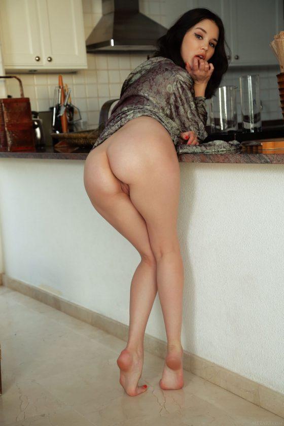 MetArt Malena nude Asian erotic girl 4