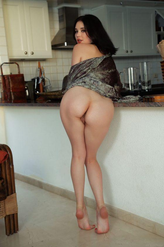 MetArt Malena nude Asian erotic girl 5