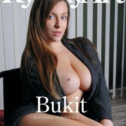RylskyArt Bukit featuring Josephine B topless (gallery)