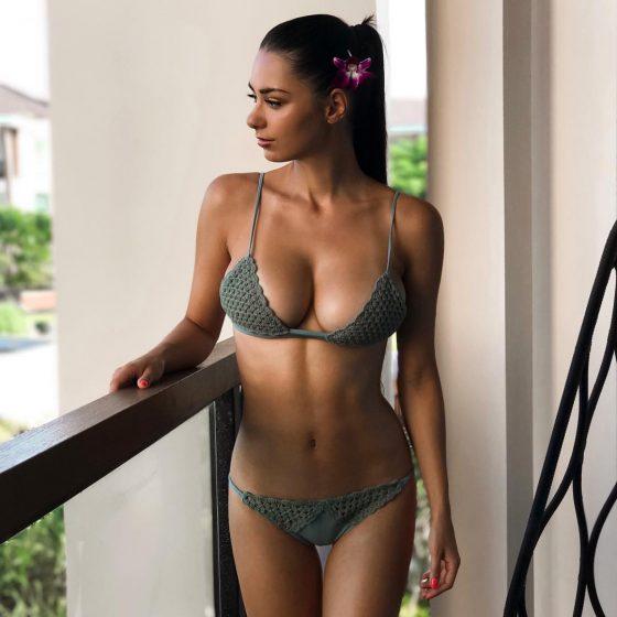 Helga Lovekaty bikini babe