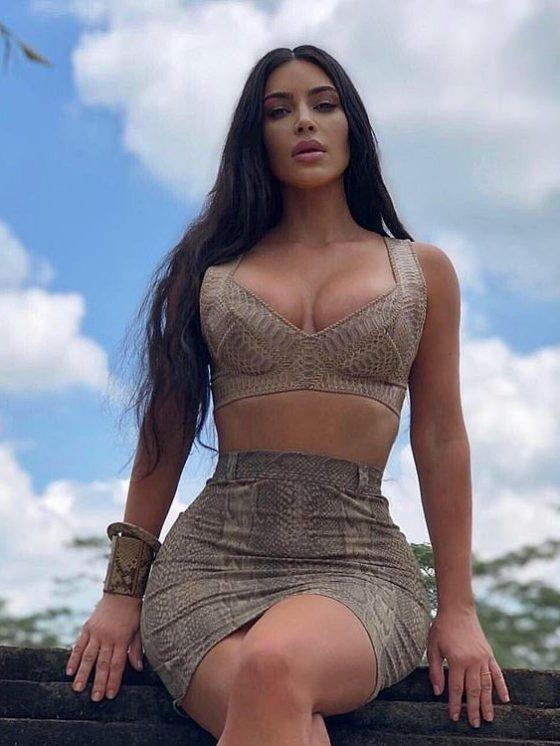 Kim kardashin sexy