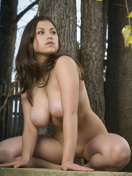 erotic nude girl sexy boobs