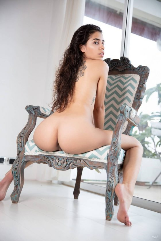 Watch4Beauty Clarisse -sexy naked girl ass pussy 12