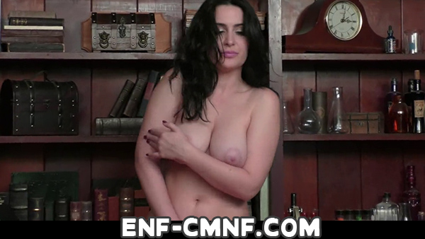 ENF video – female scientist made to strip naked for an investor