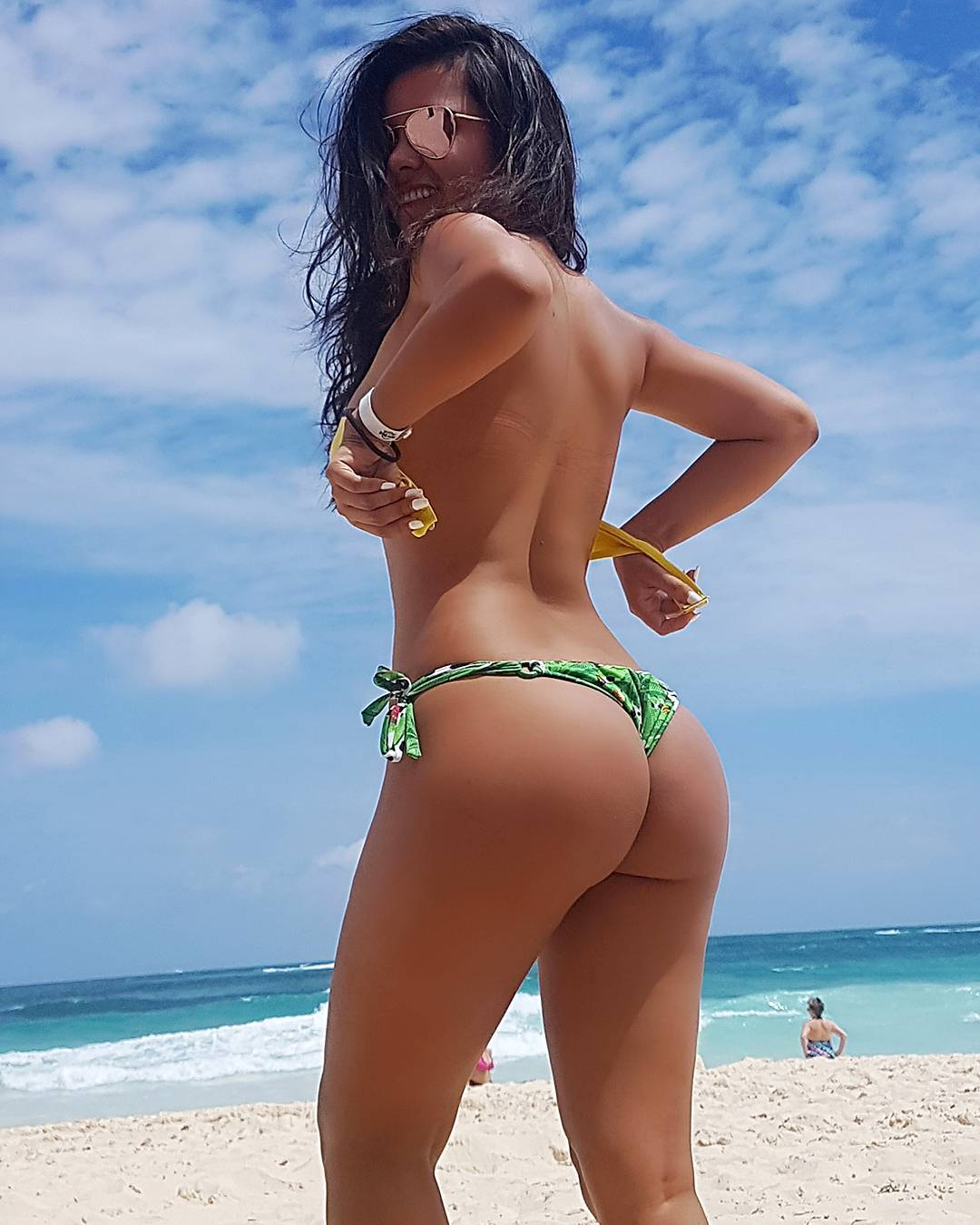 How to get a sexy butt in time for bikini season