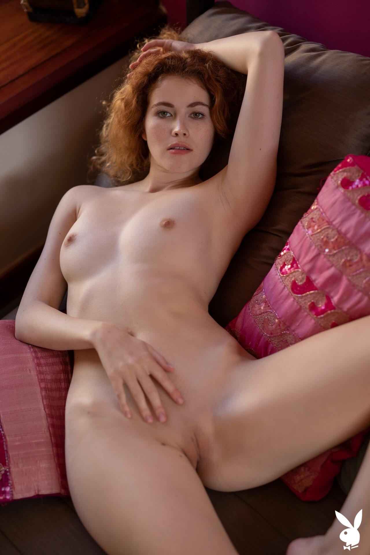 Playboy - Heidi Romanova nude in Sultry Daze (12 photos ...