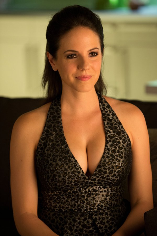 hot actress Anna Silk