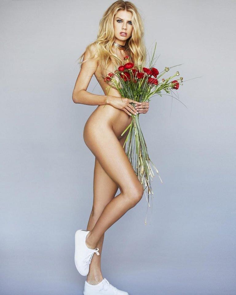 Charlotte McKinney Nude body