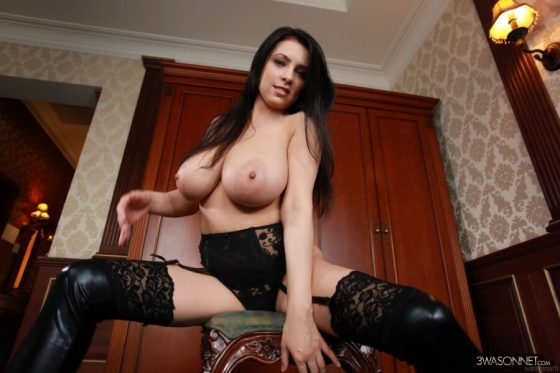 Ewa Sonnet naked huge tits