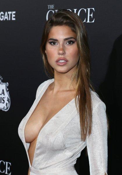 Kara Del Toro braless