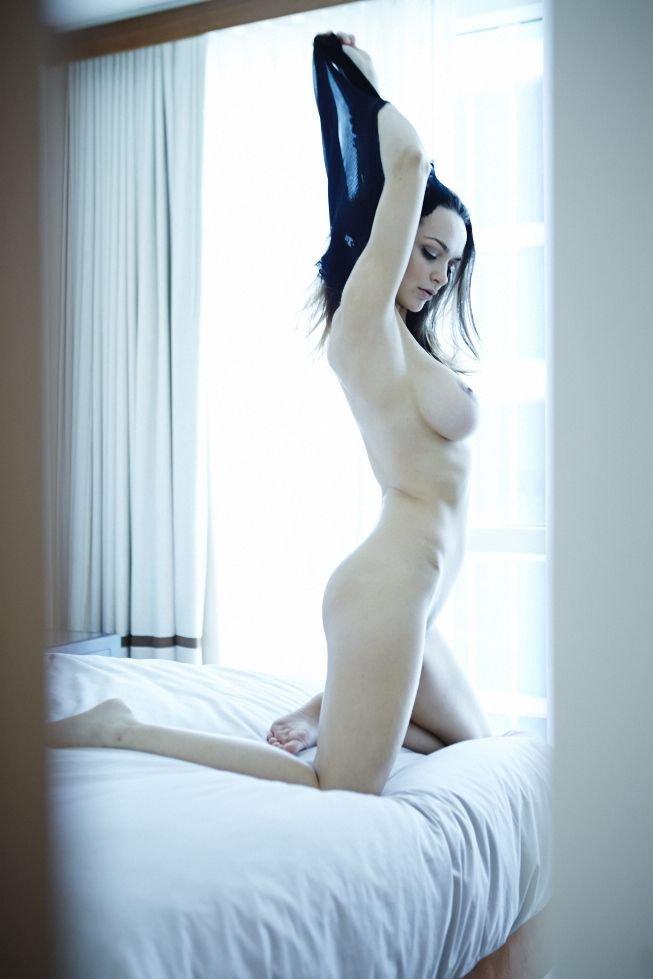 Busty Kristen Rain Nude Sexy 1