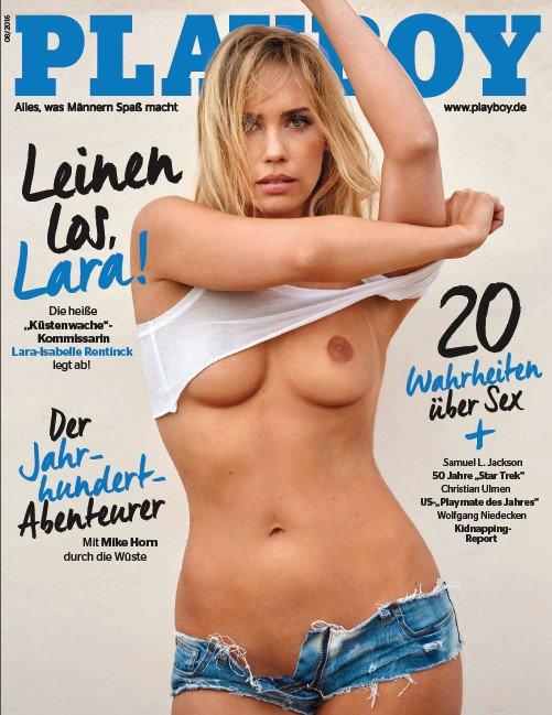 Lara-Isabelle-Rentinck nude 1