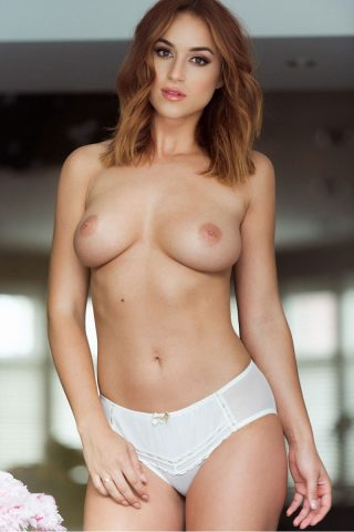 Rosie Jones hot boobs topless