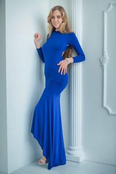 Ryana SexArt blue dress