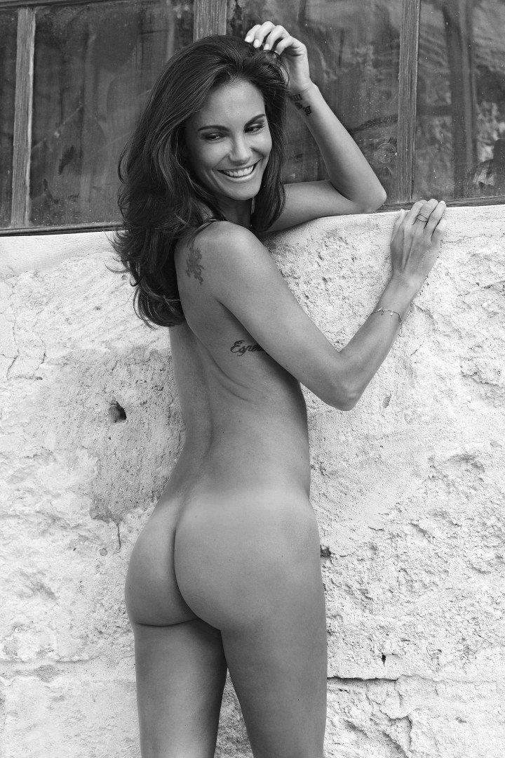 Naked celebrity women