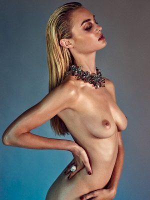 Signe Rasmussen – Nude Shoot by Manuel Pandalis