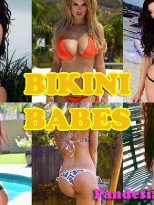 Summer came, same the bikini babes (30 photos)