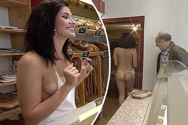 naked-baker-flash-boobs-busty-babe-wardrobe-malfunction-bakery