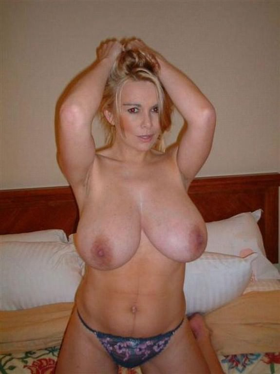 Amazing milf with huge tits drilled 8