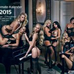 Calendar 2015 with Naked German Playmates is here