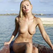 Hot Blonde Dominika Johannsen in a Beautiful Session