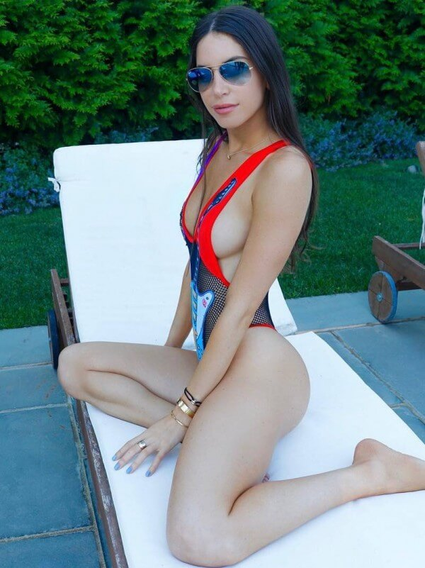 Jen Selter bikini photo