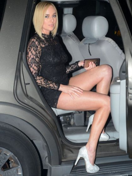 Kate England vagina flashing