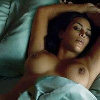 Smashing Kim Kardashian naked for GQ magazine (6 photos)