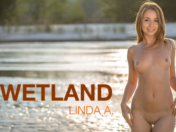 Young girl Linda nude video cover