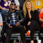 We saw Liza Hernandez cleavage at Lakers game and it was awesome!