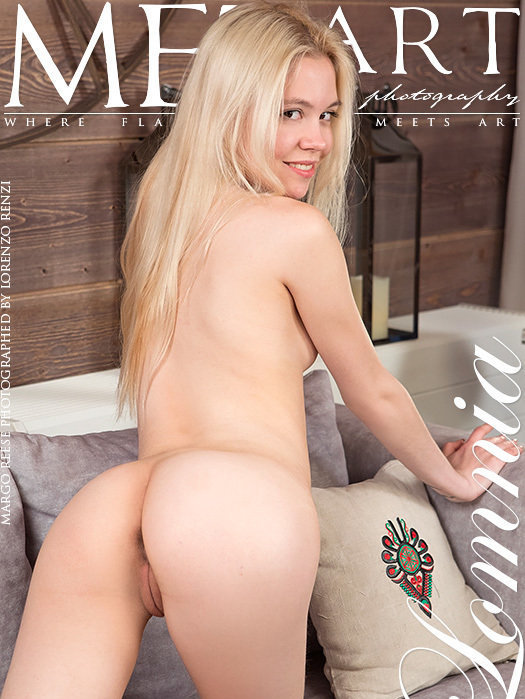 sexy ass blonde naked cover