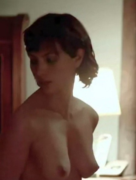 Morena Baccarin celebrity tits