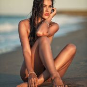 Natalia Onet nude body