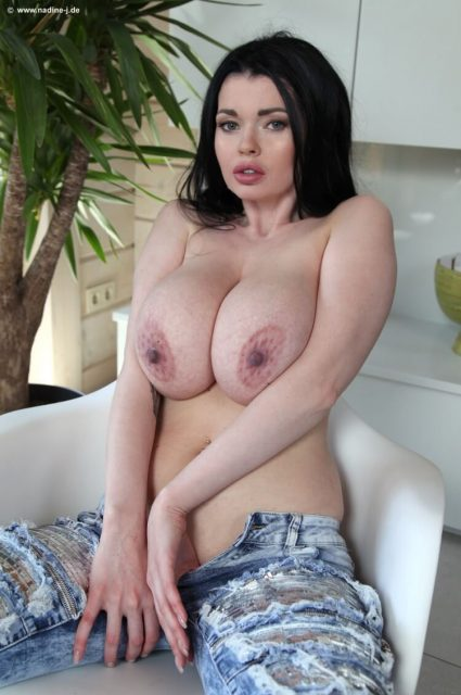 huge tits big nipples naked