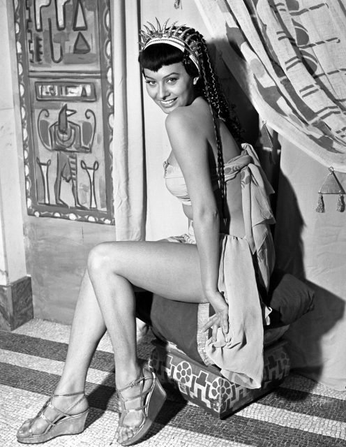 Sofia Loren sexy vintage photo