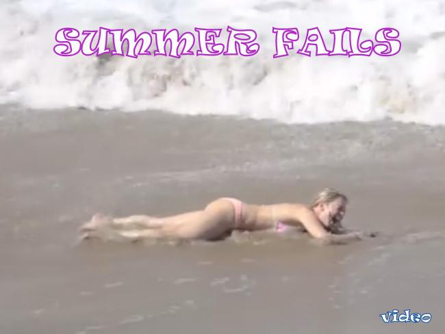 summer fails video snap