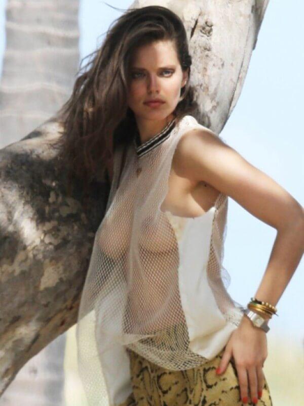 Emily Didonato hot tits